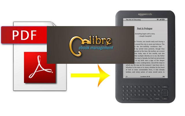 Преобразование pdf в mobi