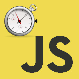 JavaScript время работы