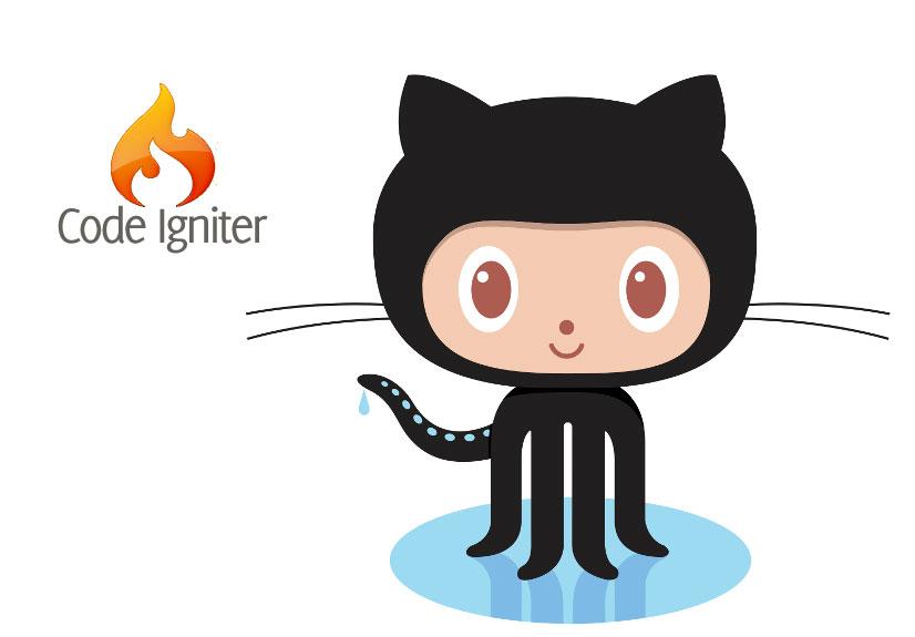 GitHub CodeIgniter библиотека репозиторий